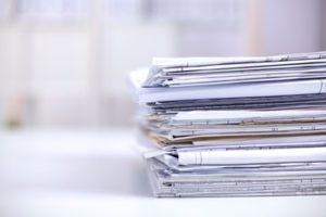Экспертиза давности документов
